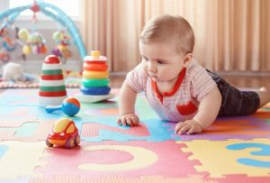 How To Create A Safe Play Area For Your Baby