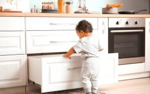 Childproof Your Kitchen: 5 Most Dangerous Areas To Target