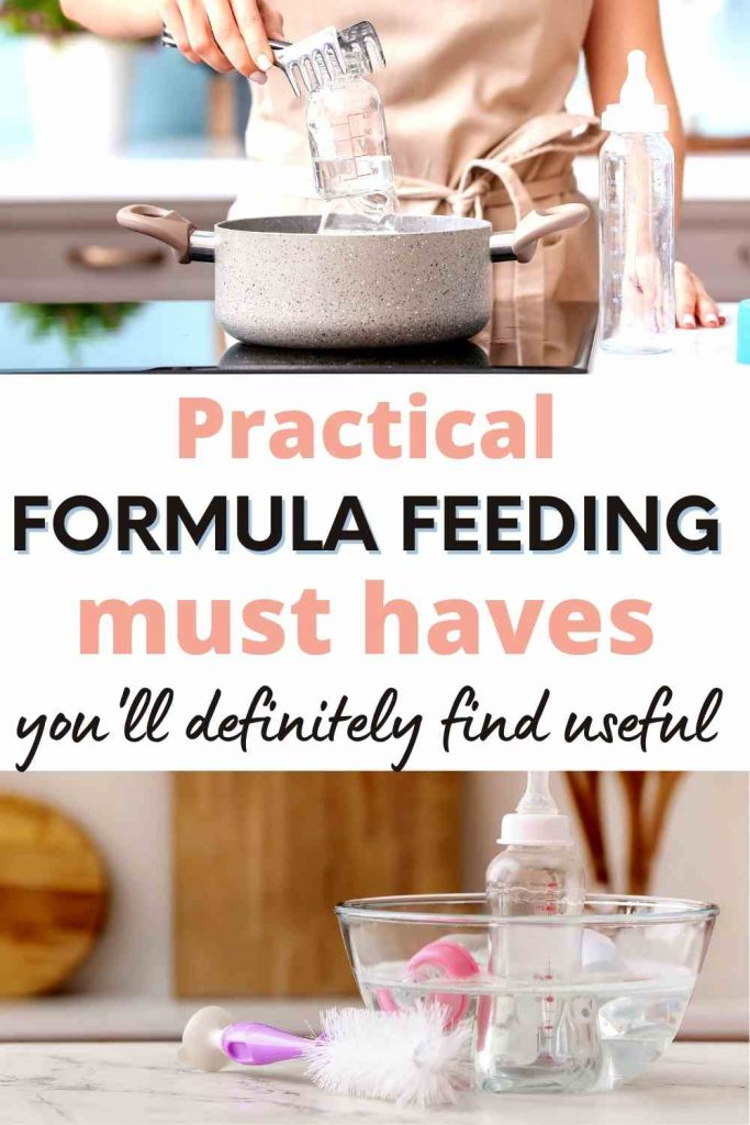 Practical Formula Feeding Must Haves - Ultimate Guide To Items You Will Definitely Use