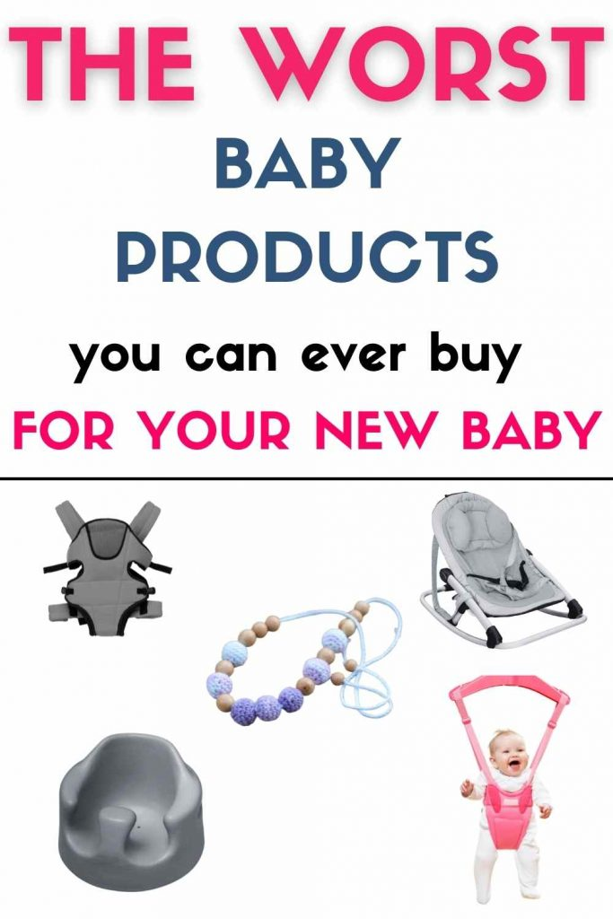 The Most Dangerous Baby Products On Your Baby Registry
